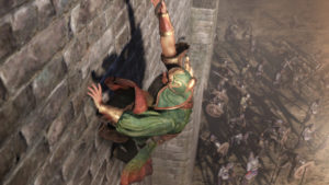 Dynasty Warriors 9 infiltration