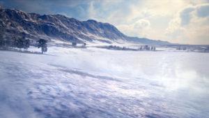 Dynasty Warriors 9 neige