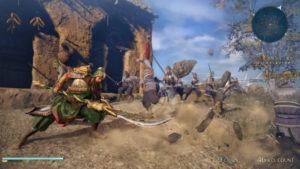 Dynasty Warriors 9 sauvetage