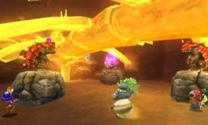 Ever Oasis exploration