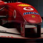F1 2017 nous fait voyager dans le temps avec ses voitures de légende