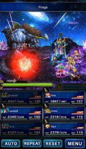 Final Fantasy Brave Exvius Combat