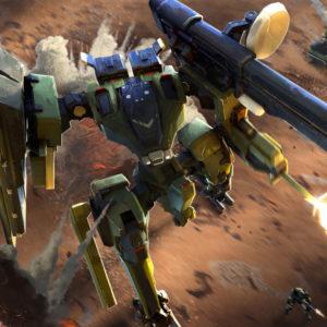 Halo Wars 2 Sergent Johnson Colossus