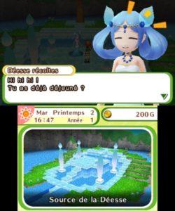 Harvest Moon : Le village de l'Arbre Céleste source
