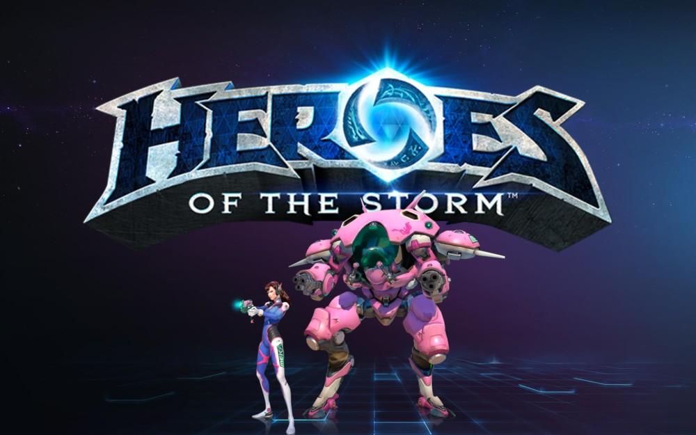 Heroes of the Storm D.Va