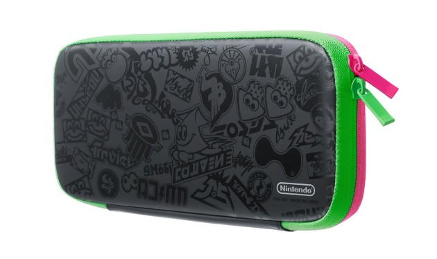 Housse protection Nintendo Switch Splatoon 2