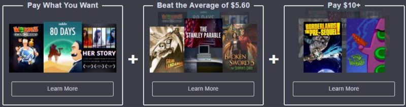Humble Bundle Game On Jeux