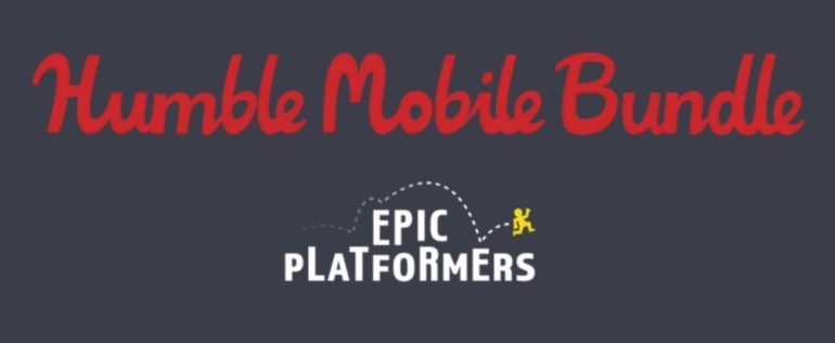 Humble Mobile Bundle Epic Platformers titre