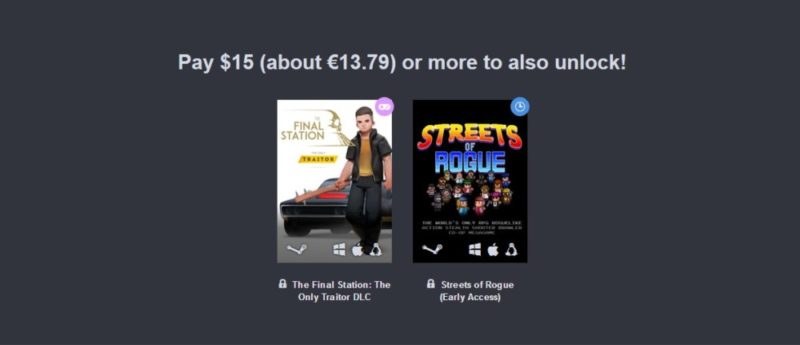 Humble tinyBuild Bundle 3