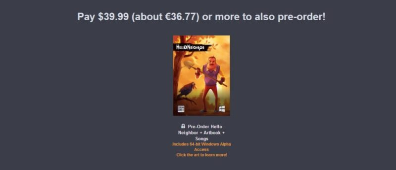 Humble tinyBuild Bundle Palier 4