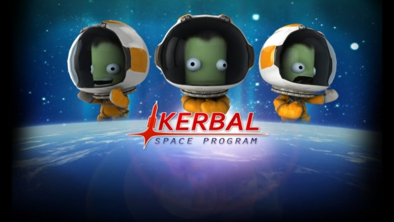 Kerbal Space Program les trois space cowboys