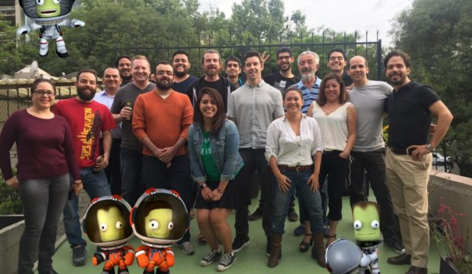 Kerbal Space Program l'équipe de développement