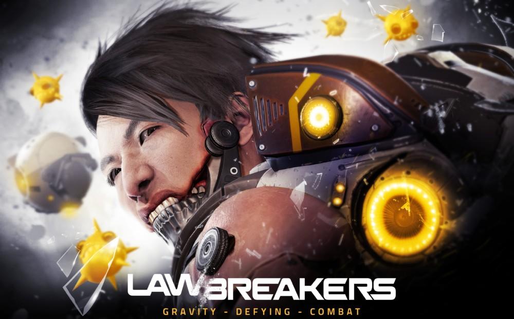 Lawbreakers artwork