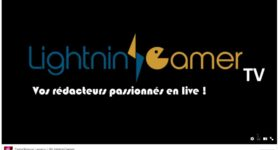 Lightningamer TV - titre