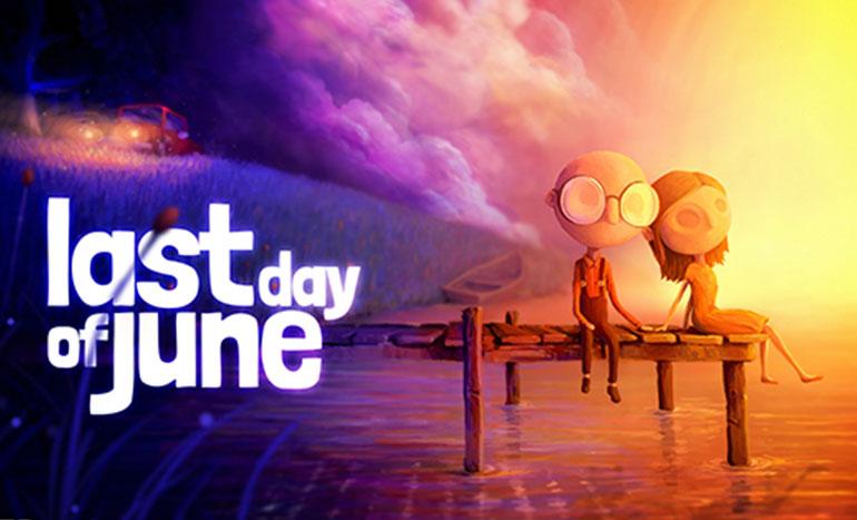 Last Day of June Annonce Titre