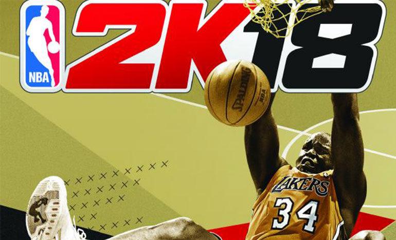 Legend Edition NBA 2K18 Titre