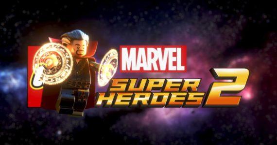 Lego Marvel Super Heroes 2 Titre