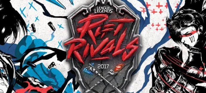 League of Legends - Rift Rivals
