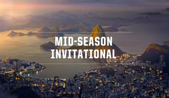 MSI 2017 League of Legends - Rio