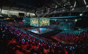 MSI 2017 League of Legends - stade de la finale