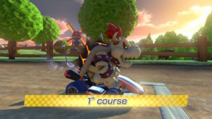 Mario Kart 8 Deluxe - Bowser squelette