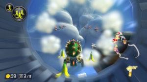 Mario Kart 8 Deluxe - Bowser triple bananes