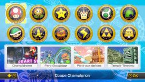 Mario Kart 8 Deluxe Nintendo Switch - Championnats