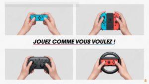Mario Kart 8 Deluxe sur Nintendo Switch - Jouer comme vous voulez