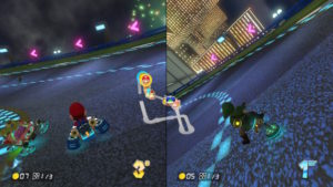 Mario Kart 8 Deluxe - Kart Vs Moto