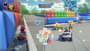 Mario Kart 8 Deluxe sur Nintendo Switch - Mode soleil