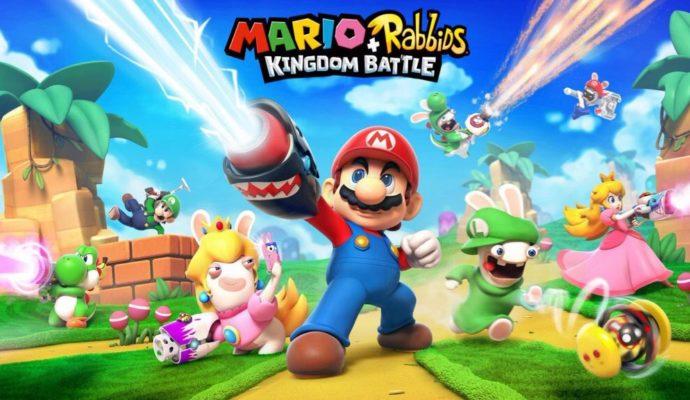 Mario + Lapins Crétins Kingdom Battle