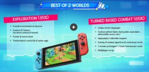 Mario + Lapins Crétins Kingdom Battle concept
