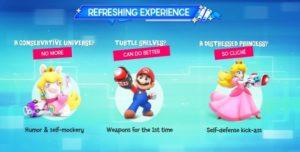 Mario + Lapins Crétins Kingdom Battle nouveautés