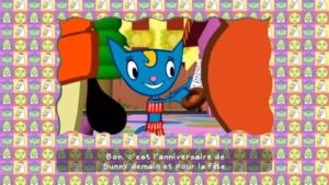 PaRappa the Rapper Remastered Kitty Kat