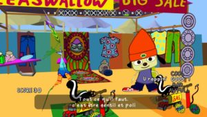 PaRappa the Rapper Remastered vendeur