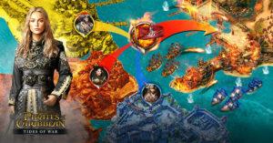 Pirates des Caraïbes Tides of War Elizabeth