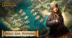 Pirates des Caraïbes : Tides of War Jack Sparrow