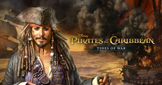 Pirates des Caraïbes : Tides of War