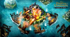 Pirates des Caraïbes : Tides of War bataille