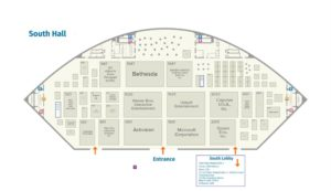 Plan E3 2017 South Hall