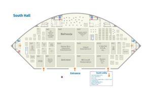 Plan E3 2017 South Hall