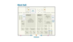 Plan E3 2017 West Hall