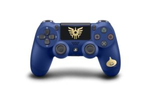 PlayStation 4 Dragon Quest Loto Edition manette