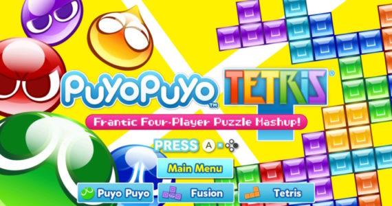 Test Puyo Puyo Tetris – La rencontre des puzzle-games