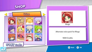 Puyo Puyo Tetris - Achat personnages