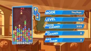 Puyo Puyo Tetris - Mode Puyo Puyo