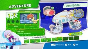 Puyo Puyo Tetris - Mode aventure