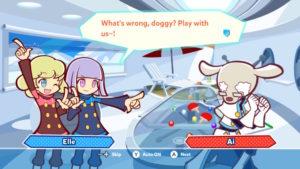Puyo Puyo Tetris - Mode aventure cinématique