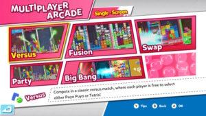 Puyo Puyo Tetris - Modes Multi