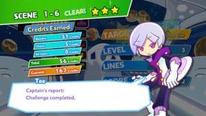 Puyo Puyo Tetris - Stage Clear